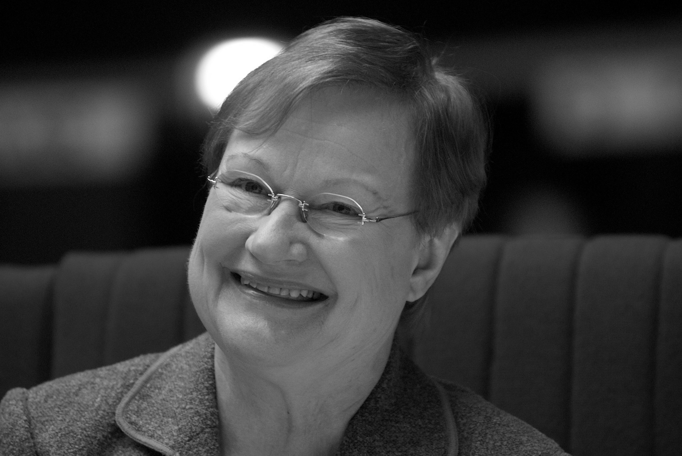 New WIP Advisory Board Member  Tarja Halonen - Women Political Leaders  Global Forum e2c67b32b8