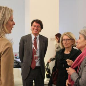 Leadership Journeys with Irina Bokova, Director General of UNESCO, 4 October