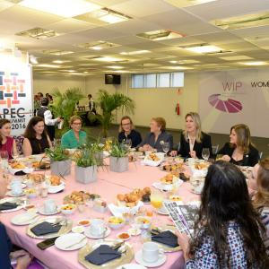 2016 WIP Women Leaders Breakfast