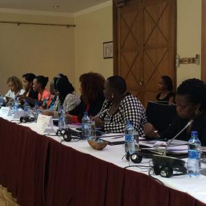 WIP Council on Economic Empowerment - Meeting in Kenya
