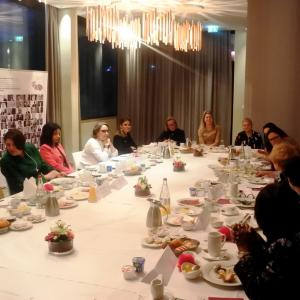 WIP / CWWL Women Political Leaders Breakfast