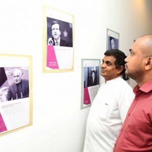 Leadership exhibition Sri Lanka