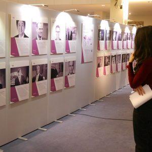 Leadership Exhibition - European Parliament IWD