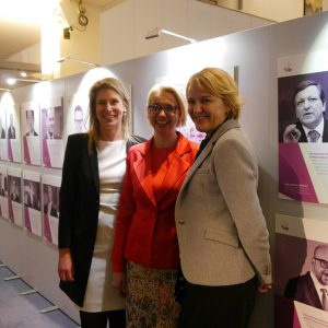 Leadership Exhibition - European Parliament IWD