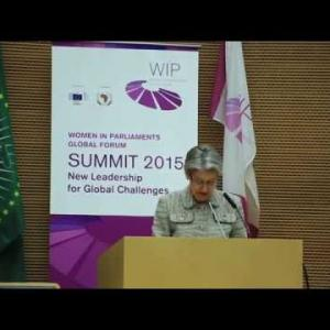 Speech by Irina Bokova, Director-General of UNESCO, at the WIP Summit 2015