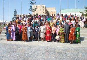 Participants WIP Summer Summit 2014 Rwanda