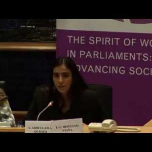 Speech by Lilly Gabriela Montaño Viaña at the WIP Annual Summit 2013