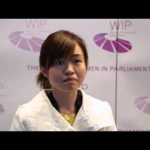 WIP talk with... Tin Pei Ling