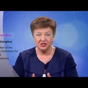Video Message by Kristalina Georgieva, EU Commissioner for Budget and Human Resources
