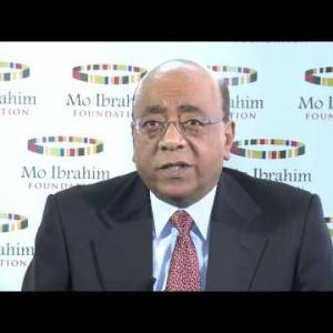 Video Message by Mo Ibrahim (WIP Advisory Board Member) at the WIP Summer Summit Rwanda