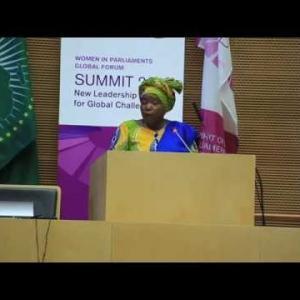 Speech by Nkosazana Dlamini-Zuma, Chairperson of the African Union Commision, at the WIP Summit 2015