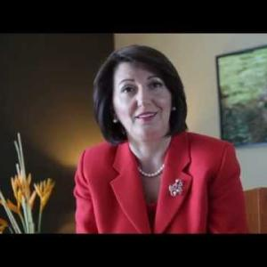 Video message by Atifete Jahjaga at the WIP Study Trip to Iceland