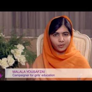 Video message by Malala Yousafzai at the WIP Annual Summit 2013