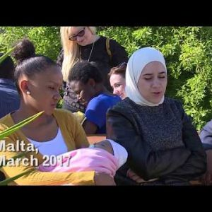 WPL High-level Meeting on maternal health and refugee women in Malta