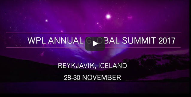 WPL Summit 2017 Iceland promotional video